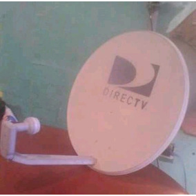Antena Directv Con Lnb Y Base