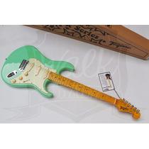 Guitarra Tagima Tg530 Woodstock Surf Green - Novo