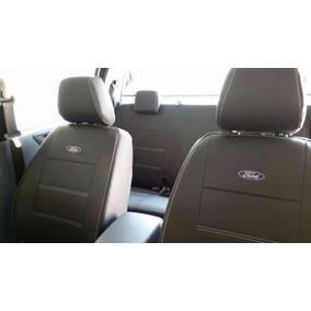 Capa Banco Automotivo Couro Fiesta Sedan 2014 Se Plus Rocam