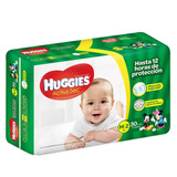 Huggies Active Sec Etapas 2 Pack 120 + Obsequio