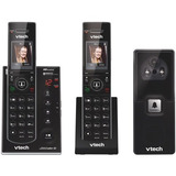 Vtech Is7121-2 Dect 6.0 2-handset Video Doorbell Teléfono Fi
