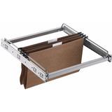 Suporte Suspenso Extensível Para Pastas Escritório 45x41x5cm