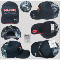 Gorra Puma Red Bull Racing F1 Genuina Linea 2017 Ricciardo