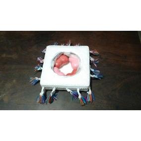 Caja Forrada Con Fieltro