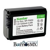 Bateria Kastar Np-fw50 Npfw50 Fw50