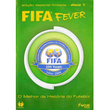 Dvd Fifa Fever 100 Anos Futebol Orlando Duarte Original Raro