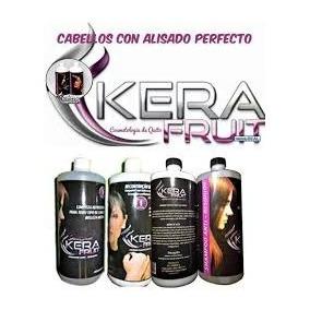 Cirugia Capilar Kera Fruit Kit 1 Litro Kerafruit