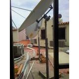 Antenas / Platos Offset Banda Ku, Banda C Para Satelital