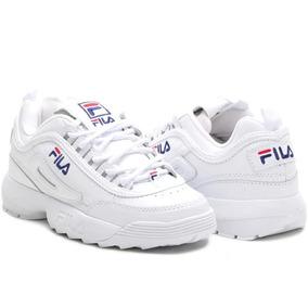d249b9cec18 Tenis Fila Ixus Feminino Promoção - Sapatos no Mercado Livre Brasil