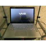 Lap Sony Vaio Touchscreen