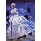 Disney Boneca Barbie * Cinderela Edição Aniversario 50th
