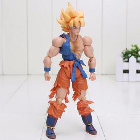 Goku Ssj Articulado Dragon Ball Sh Figuarts Leia O Anúncio