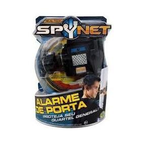Alarme De Porta Spynet 2855 Dtc