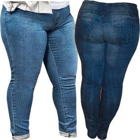 Pantalones Jeans Tallas Plus Xxxl Para Personas Robustas