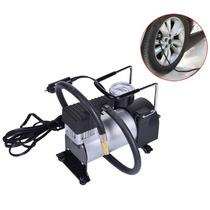 Mini Compressor Ar Automotivo Portátil 12v 100psi Pneu Bola