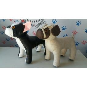 Pet Manequim - Pet Shop - Banho E Tosa - Buldogue - Pug