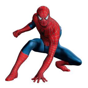 Disfraz Traje Superheroe Niño Spiderman Con Envio Gratis