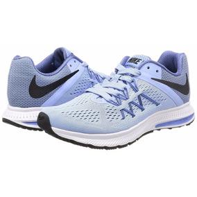 Zapatillas Nike Modelo Running Zoom Winflo 3 W - Zoom Air -