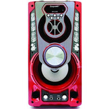Caixa De Som Portatil Speaker Ecopower Ep-2139 Sd/usb/fm
