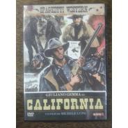 California * Giulano Gemma * Dvd Original *