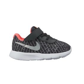 Zapatillas Nike Tanjum Negro Kids Entrega Lomas O Palermo