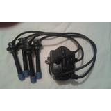Tapa De Distribuidor Con Cables De Bujia Toyota Camry 87/89