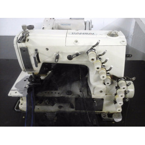 Maquina De Coser Pretinadora Kansai Modelo 1508