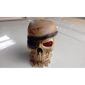 Cranio Caveira Mega Bloks Cenário Pirata Gi Joe Chap Mei
