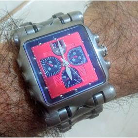 db9db11a6c4 Relogio Oakley Minute Machine 10-191 - Relógios no Mercado Livre Brasil