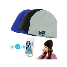 Gorro Bluetooth Para Pasar Este Infierno Con Música!!!!!