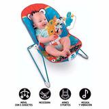 Silla Mecedora Y Vibradora Unisex Baby Kits Bebe