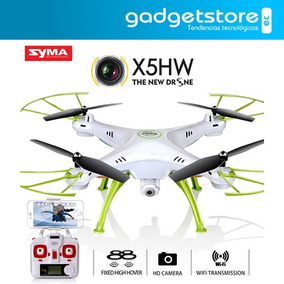 Drone Syma X5hw Wifi Camara Video Tiempo Real Estabilizador