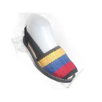 Alpargatas 100% Artesanales, Tricolor De Venezuela, Cocuizas