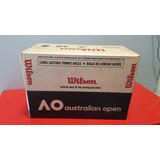 Caja Cerrada X 24 Tubos De 3 Wilson Autralian Open Tenis