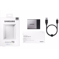 Hd Externo Ssd 500gb Samsung T3 Portable Ssd - Usb 3.1