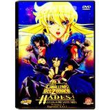 Caballeros Del Zodiaco Saga Hades Santuario Vol 3 Dvd