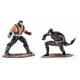 Batman Vs Bane 11cm Action Figure