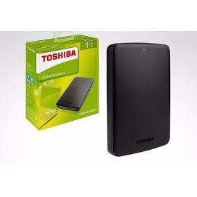 Disco Duro Externo Toshiba Canbio Basic 1tb 3.0