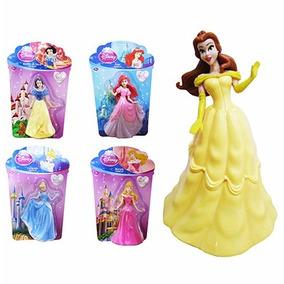 Princesa Disney Boneca Miniatura Coleção Original