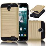 For Zte Warp 7 N9519 - Gold - Para Zte Warp 7 Zte Grand-7858