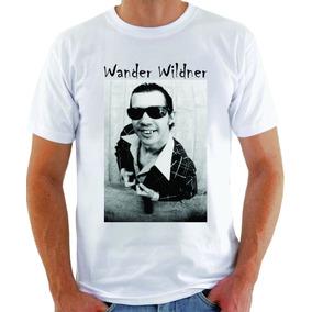 Camiseta Wander Wildner