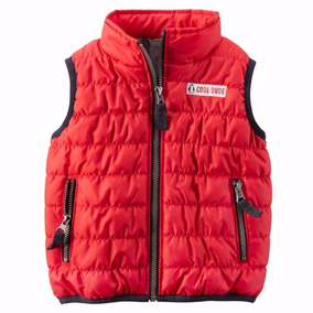 Carters Chaleco Impermeable Talles: 6m