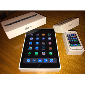 Ipad Air 16 Gb Caja Completo Retina Excelente Estado