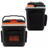 Mini Geladeira Automotiva 24 L Black + Decker 48v Bdc24l