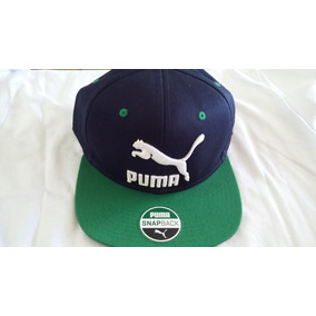 Gorra Puma Snap Back Plana Unitalla