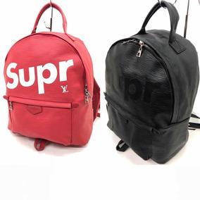 Lv Backpack Louis Vuitton Mochila Supreme Envio Gratis