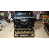 Maquina De Escribir Remington 16 Antigua