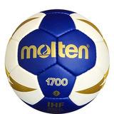 Pelota Handball Balon Hambol N2 Molten 1700 Entrenar Ihf Cah