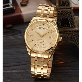 d788d23ccea Relogio Chenxi Ouro Masculino - Relógios De Pulso no Mercado Livre ...