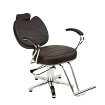 Poltrona Cadeira Topazio Reclinavel Moveis Salao Cabeleireir
